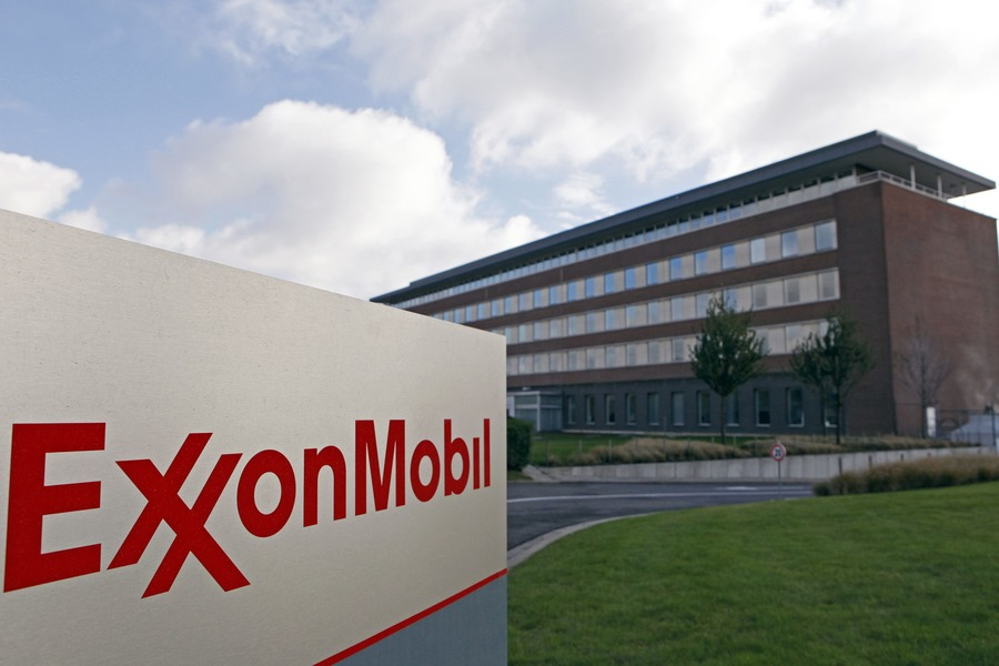 Exxon Mobil ухудшила прогноз по цене нефти на ближайшие семь лет