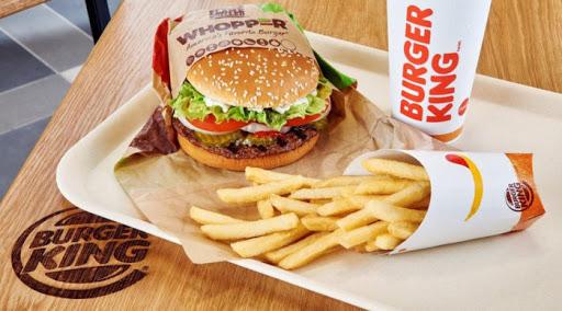 Французский Burger King призвал жителей страны заказывать еду в McDonald`s