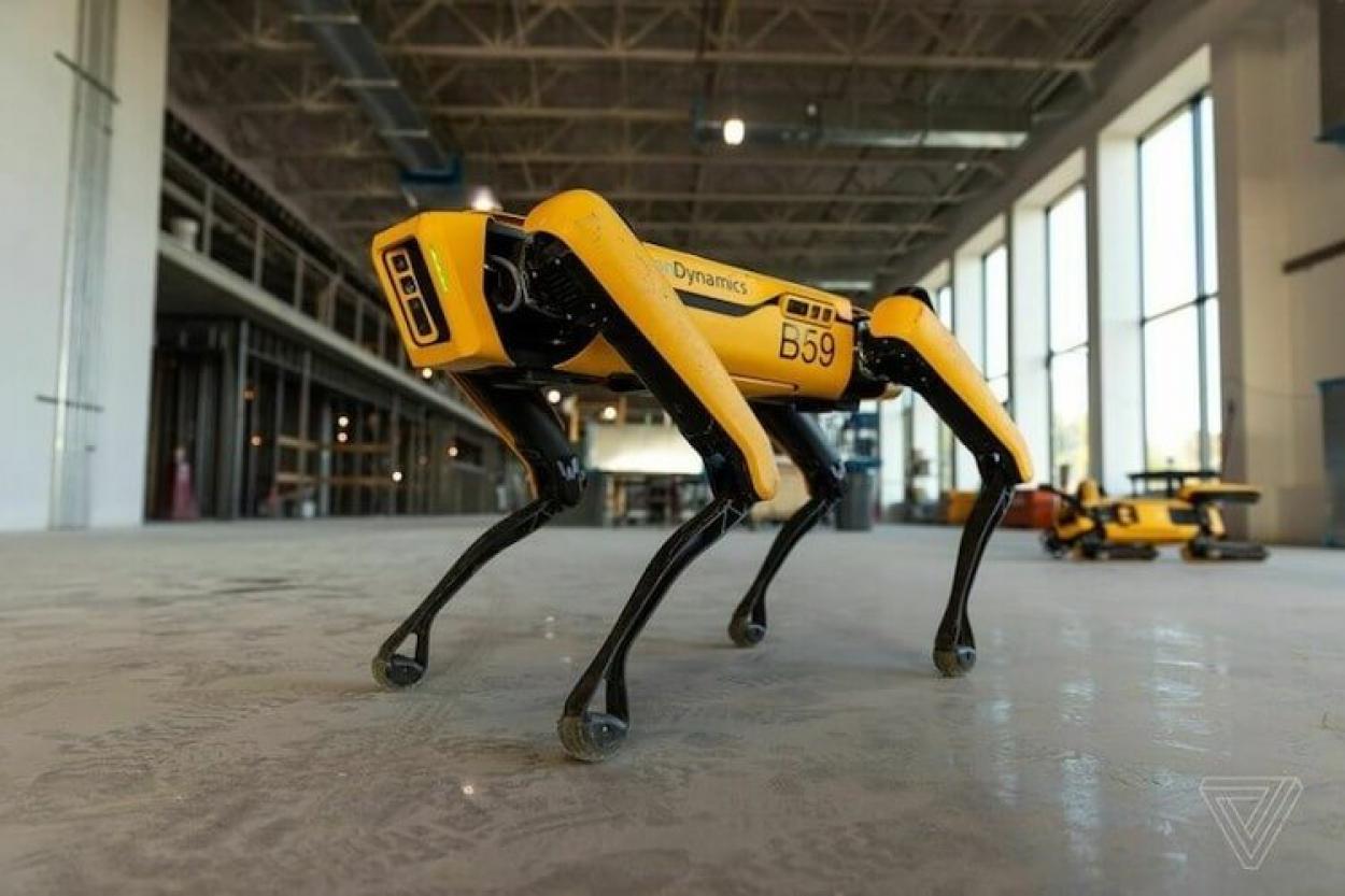 Hyundai договорился о покупке производителя роботов Boston Dynamics за почти $1 млрд