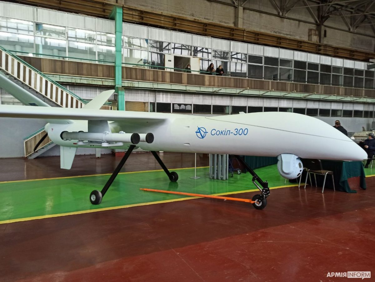 An analogue of a Turkish drone is expected in Ukroboronprom