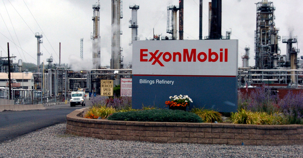 Exxon Mobil announces record depreciation of its gas assets by $ 20 billion