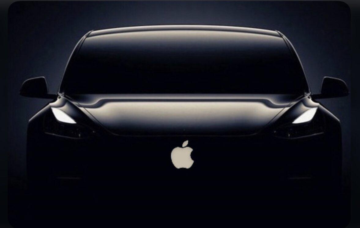 Компания Apple в 2024 году начнет производство собственных автомобилей