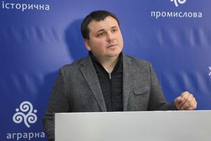 Юрий Гусев стал главой Укроборонпрома