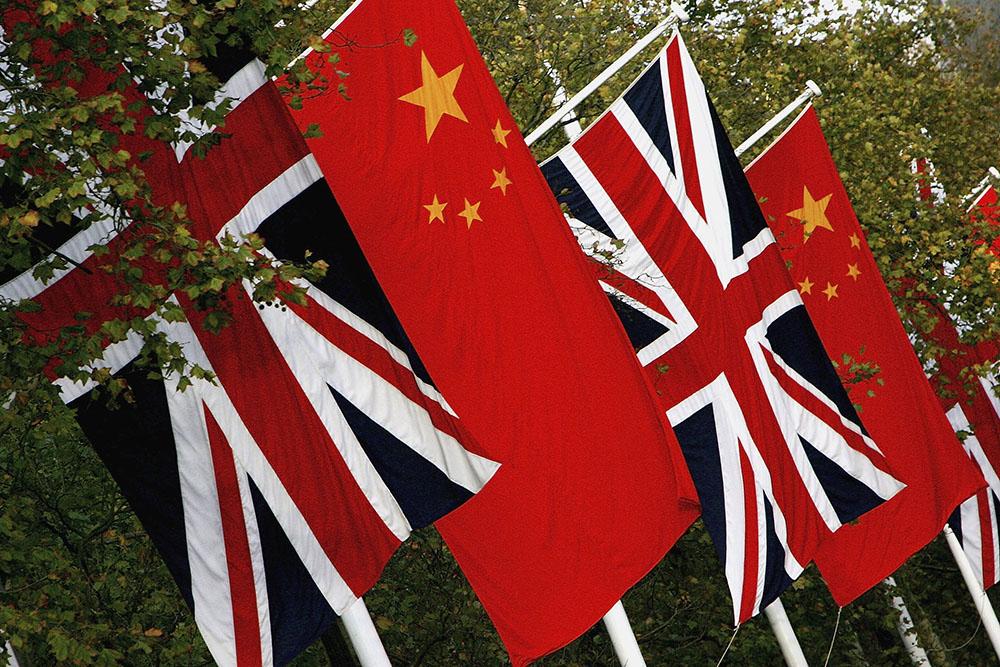 Китай впервые стал крупнейшим поставщиком товаров в Великобританию