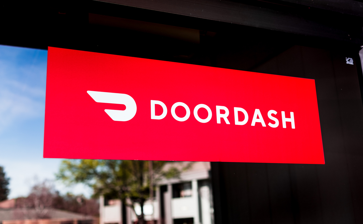 Акции DoorDash снизились на 4%