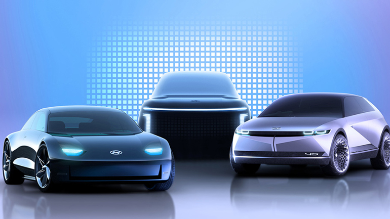 Hyundai Motor представила власну платформу для виробництва електромобілів