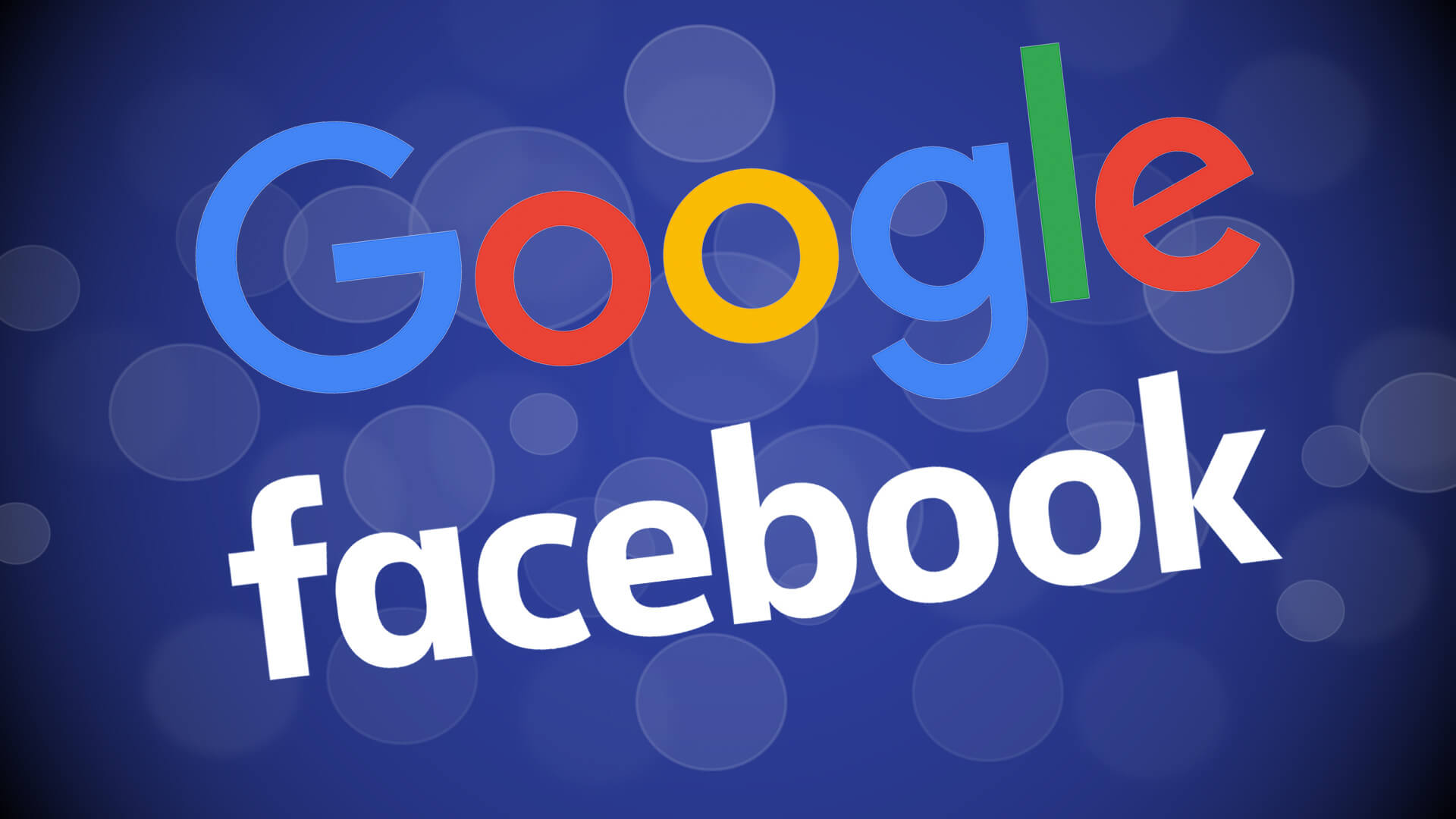 Google і Facebook домовилися про взаємодопомогу на випадок розслідувань влади США