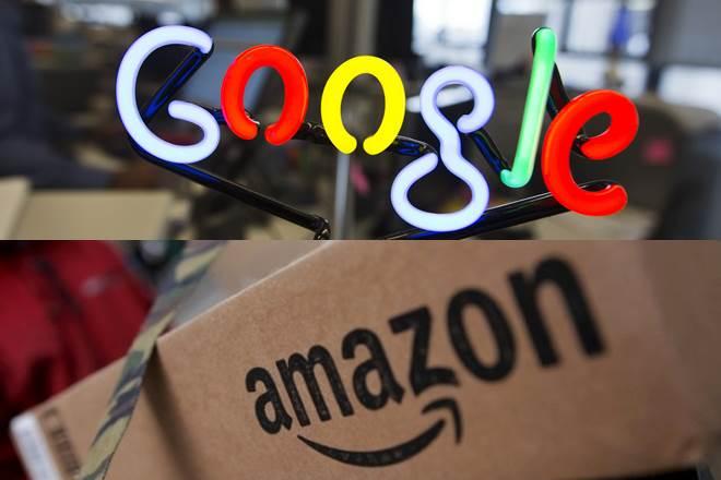 Google і Amazon оштрафовані у Франції на €135 млн