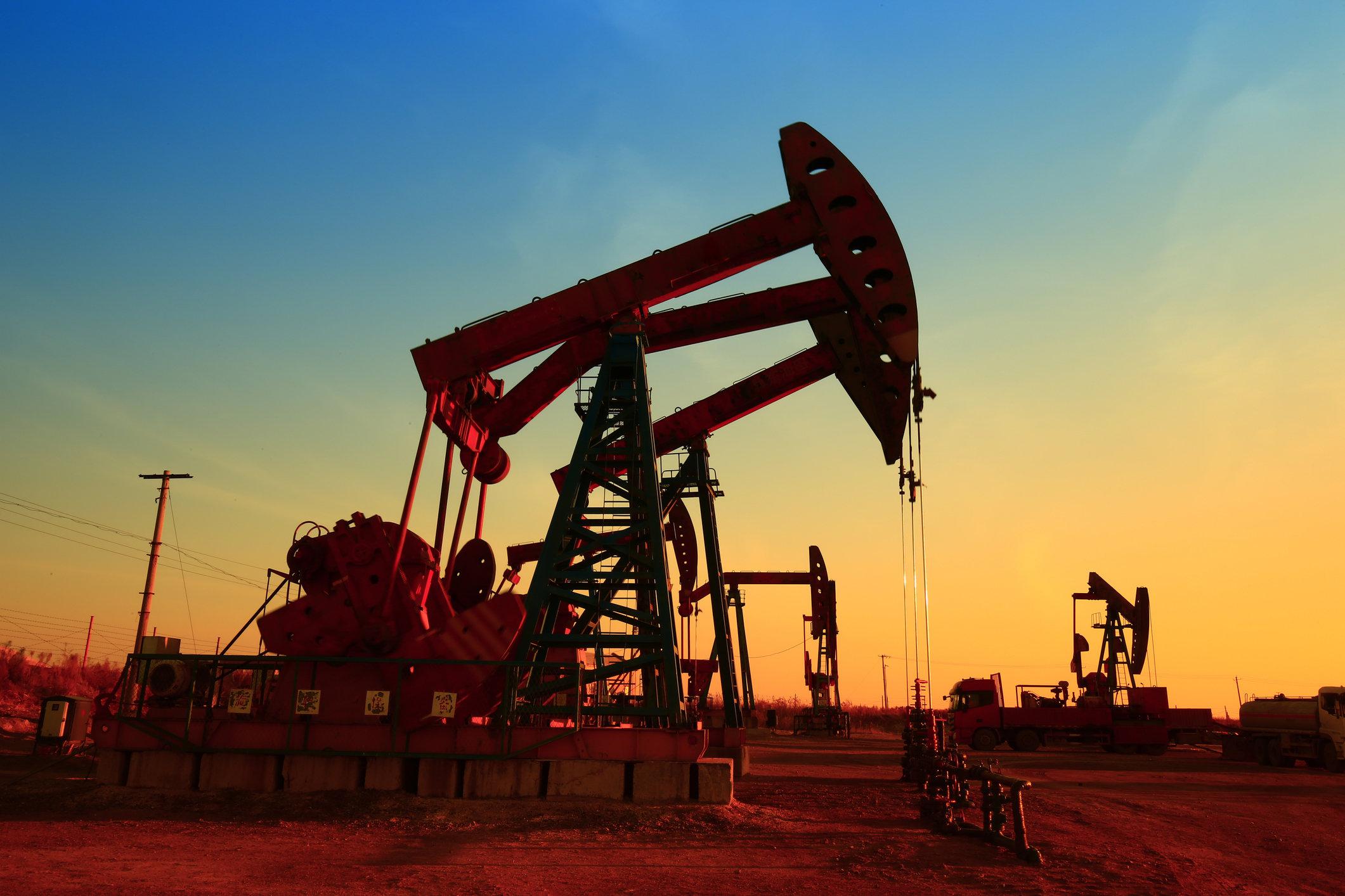 Цены на нефть уверенно повышаются