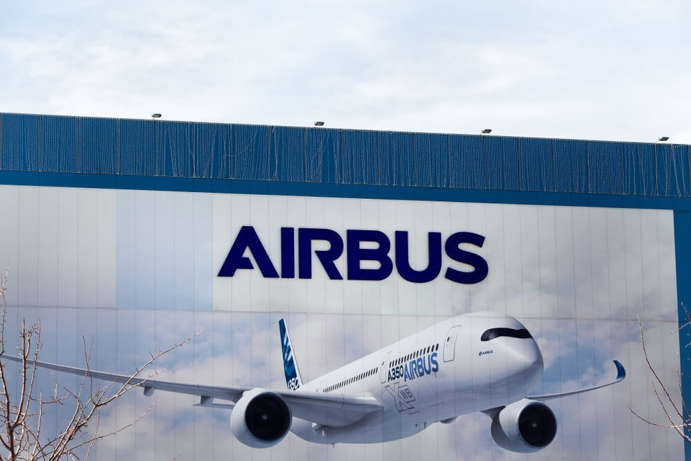 Airbus второй год подряд станет крупнейшим производителем самолетов в мире