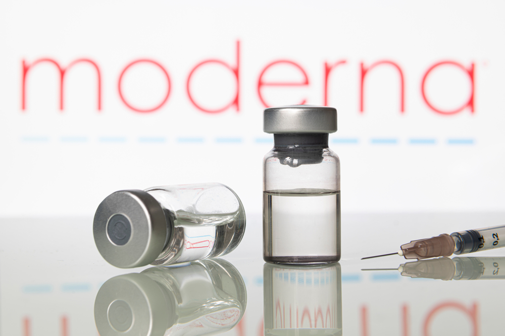 Moderna has reported 100% efficiency of the vaccine against severe cases of COVID-19