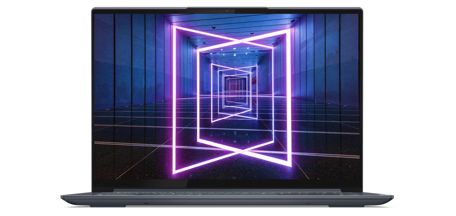 Ноутбук Lenovo YOGA Slim 7i Pro теперь оснащен OLED-дисплеем