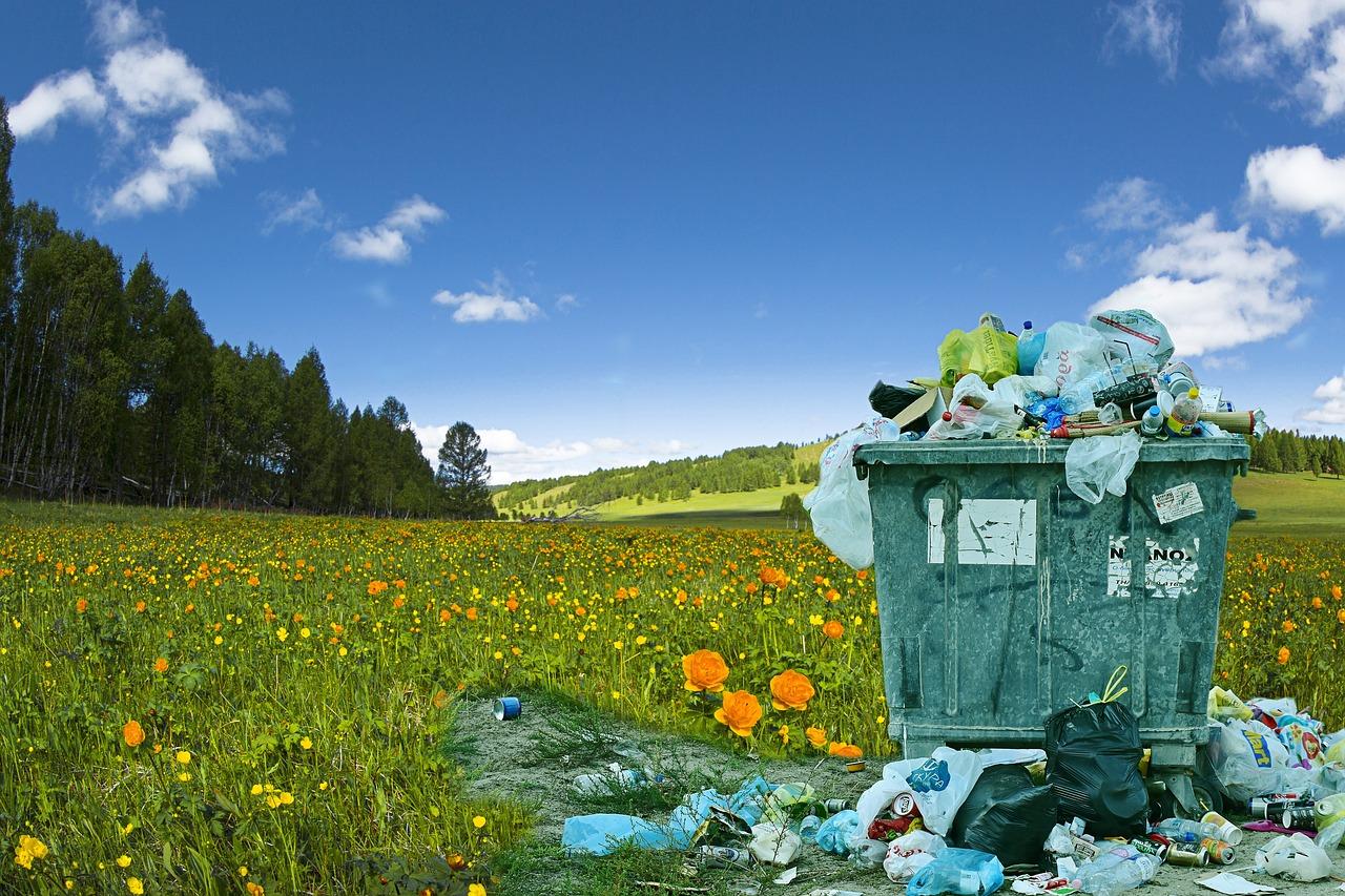 За 4 роки кількість сміття в Україні зросла майже на 40%