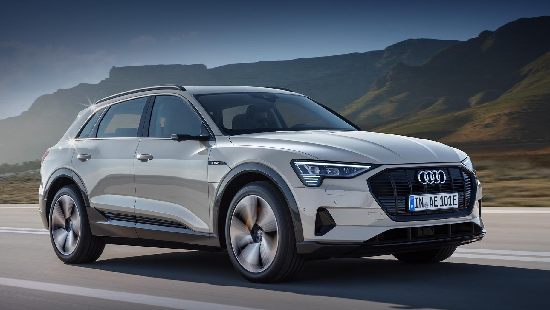 Audi випускатиме тільки електромобілі