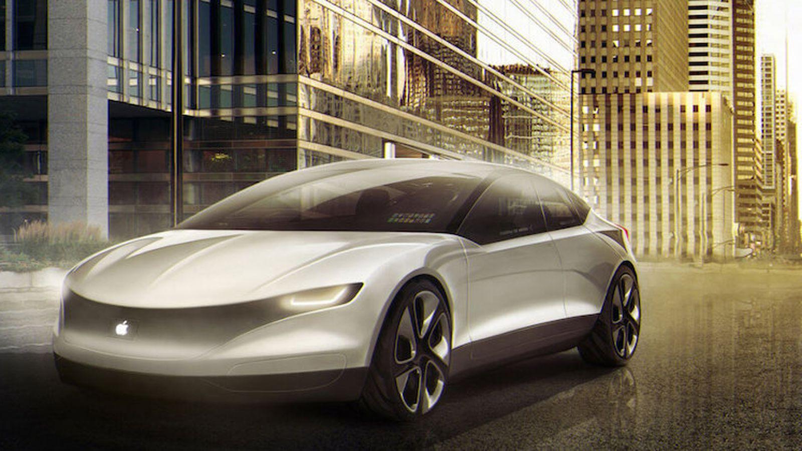 Apple может привлечь китайские компании CATL и BYD для помощи в создании Apple Car