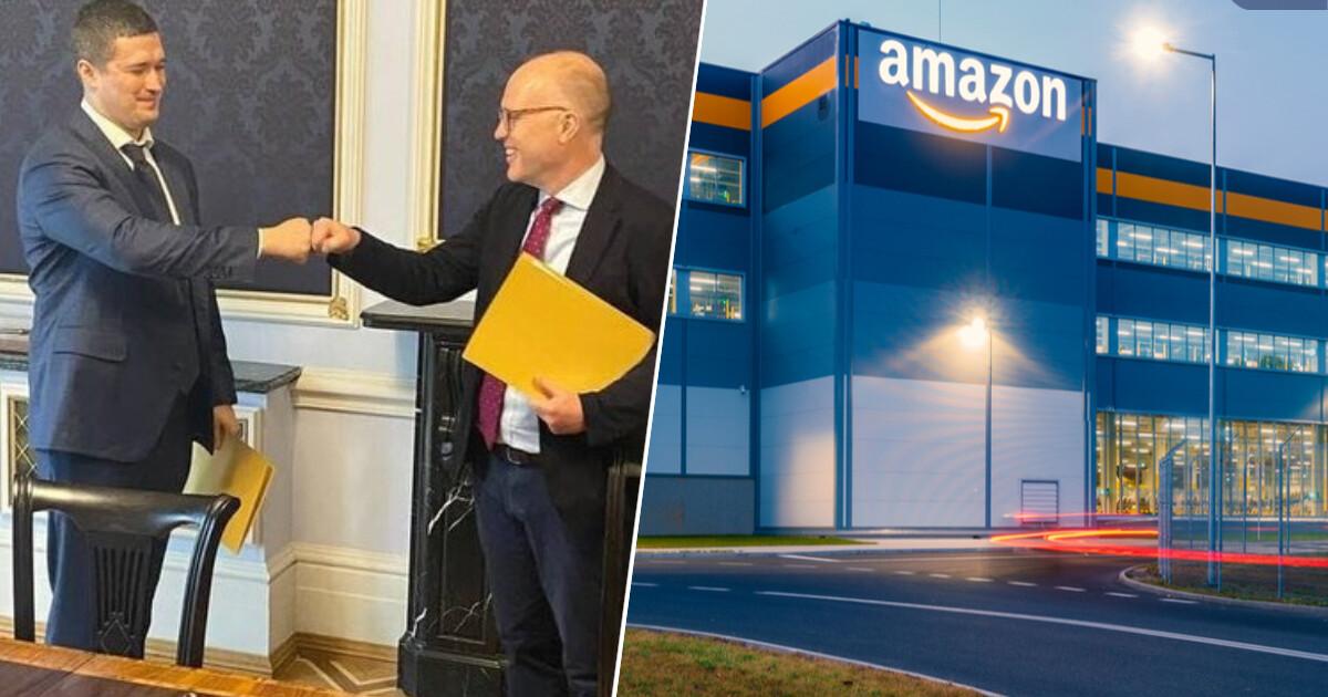 Amazon розвиватиме в Україні хмарні технології