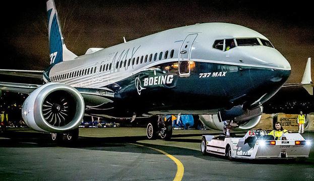 Близько 2,5 тис. літаків Boeing 737 перевірять на несправність