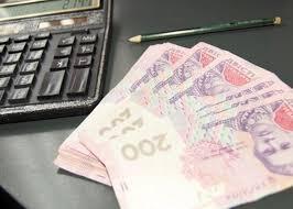 The Ukrainian budget consists half of loans