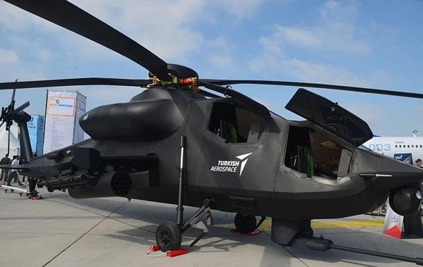 Україна створить базу ремонту вертольотів у Туреччині
