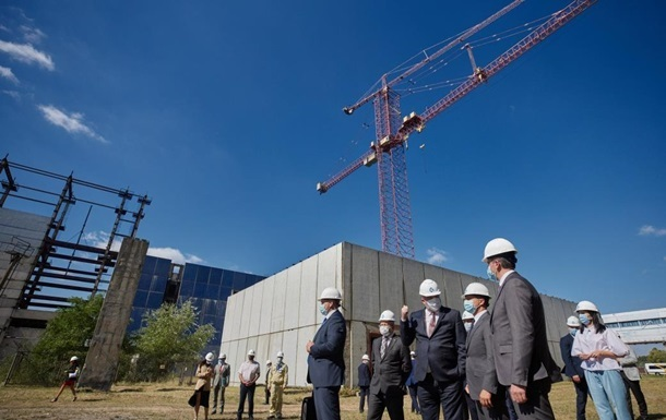 США допоможуть Україні з будівництвом блоків АЕС