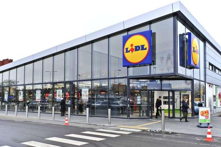 Сеть супермаркетов Lidl заходит в Украину