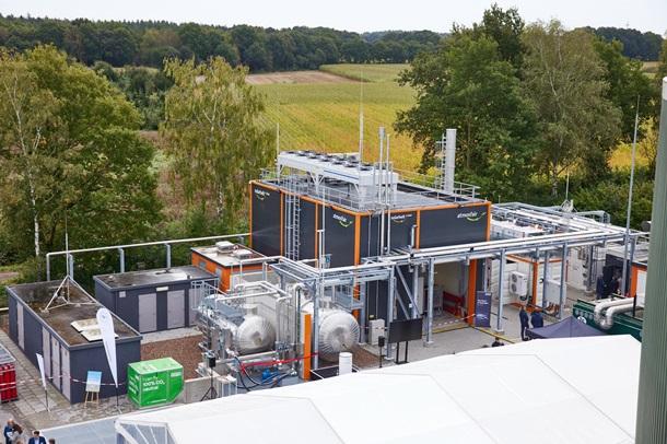 Електроліз води. У ФРН роблять гас без нафти
